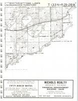 Map Image 010, Crow Wing County 1972